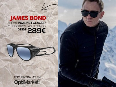 vuarnet modelo glacier james bond