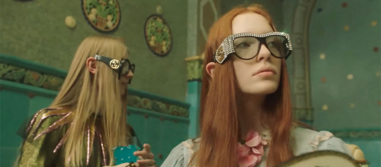 Gucci vuelve a Optimarket