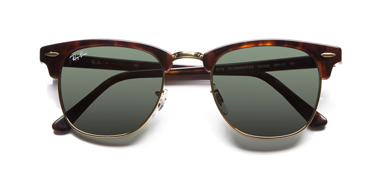 RAYBAN-RB3016 CLUBMASTER W0366-01